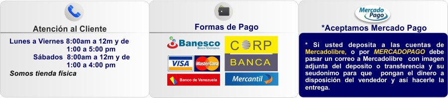 Métodos y formas de pago
